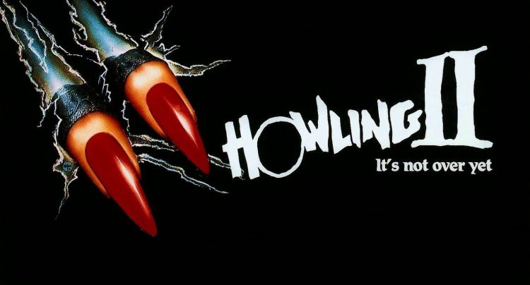 Howling II Poster 2