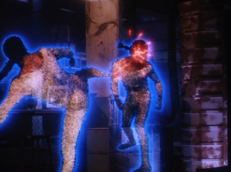 Hologram Man Final Battle