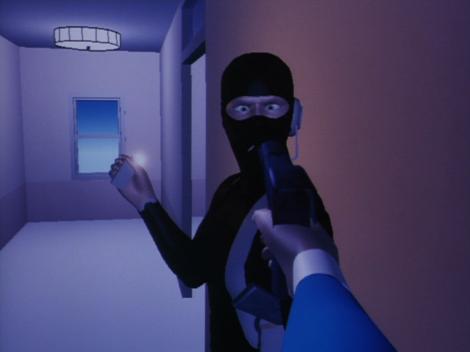 Hologram Man VR