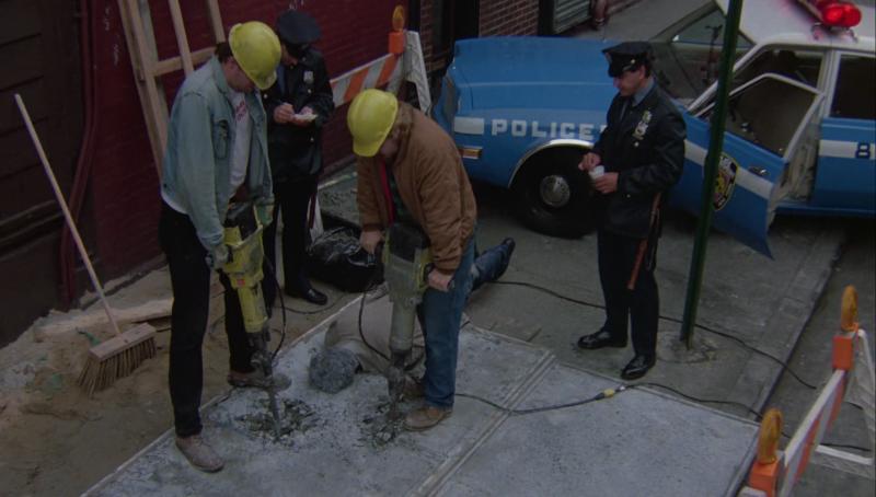 Maniac Cop Cement