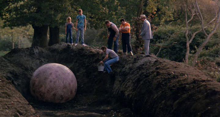 The Curse Meteorite