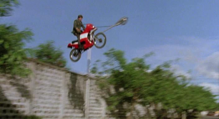 Joe Armstrong superbike