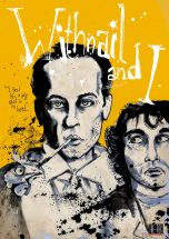 Withnail and I alternate poster 2