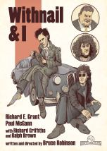 Withnail and I alternate poster 3