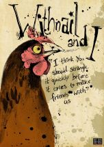 Withnail and I alternate poster 4