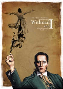 Withnail and I alternate poster