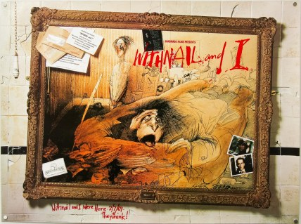 Withnail and I UK quad