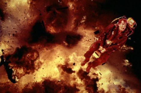 Die Hard 2 Explosion