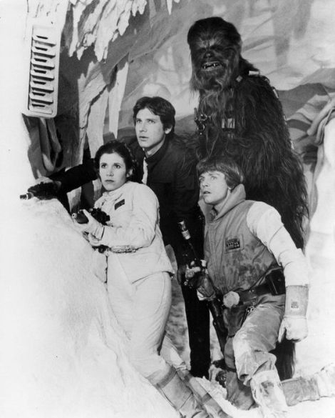 Empire Strikes Back Cast