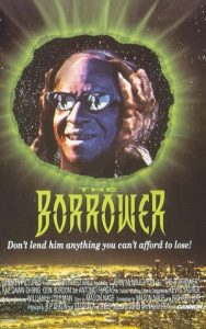 The Borrower 1991 Poster