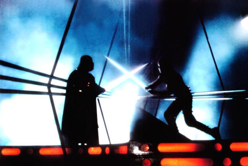 The Empire Strikes Back battle
