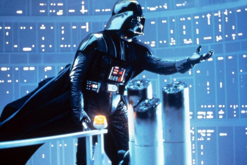The Empire Strikes Back Vader