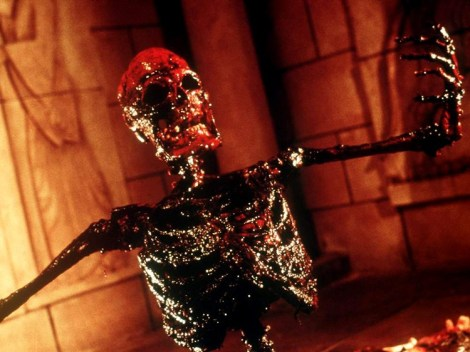 Wishmaster Skeleton