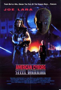 American Cyborg Steel Warrior