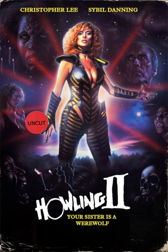 Howling 2 US Poster 3