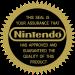 Nintendo Seal