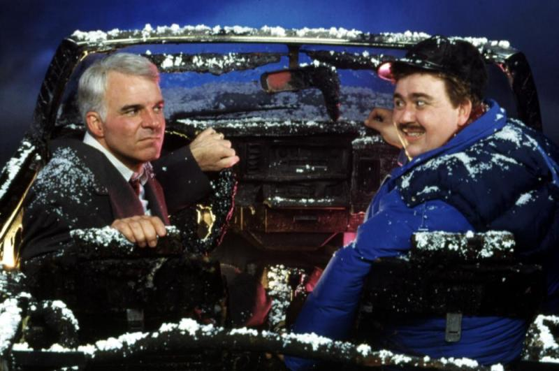 Planes, Trains and Automobiles car