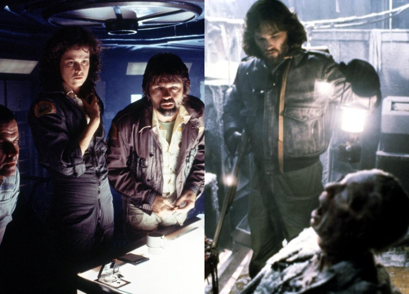 Ripley and MacReady