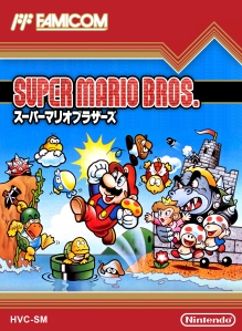 Super Mario Bros Cover Japanese