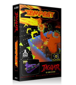 Tempest 2000 Cover