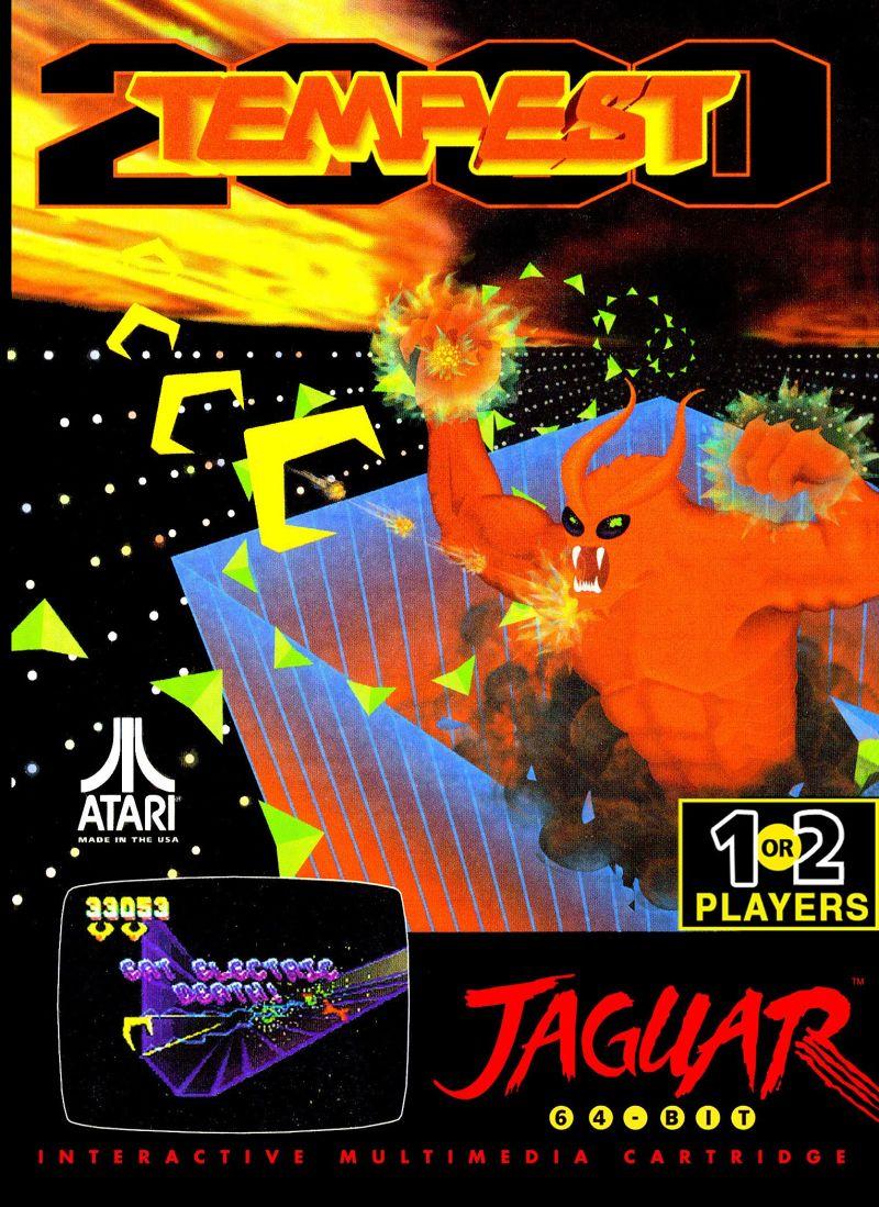 Tempest 2000 Jaguar box