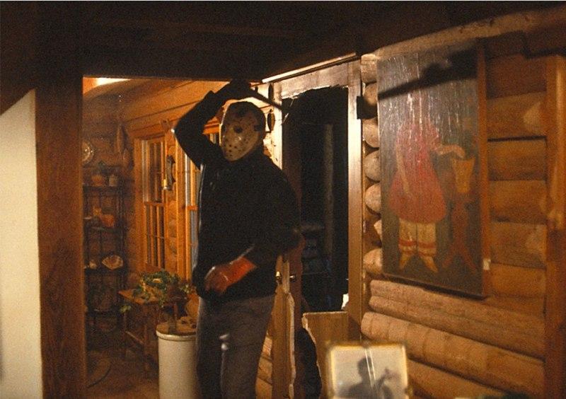 The Final Chapter Jason cabin