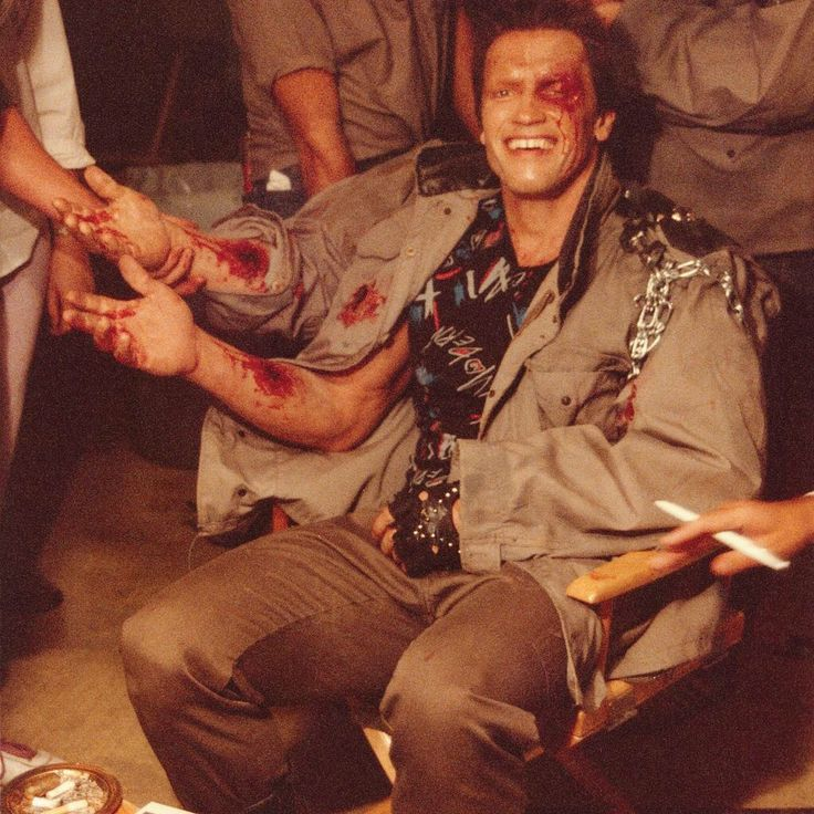 The Terminator Behind the Scenes