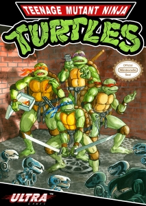 TMNT US Cover