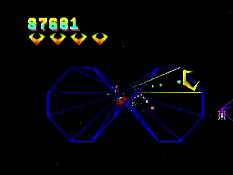 Tempest 2000 Screenshot