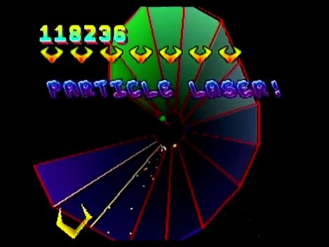 Tempest 2000 Particle Laser