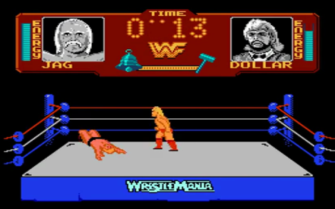 Wrestlemania NES