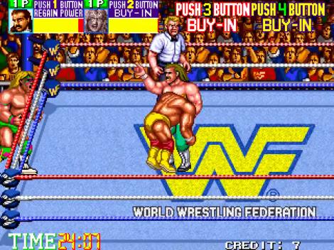 WrestleFest Jake DDT