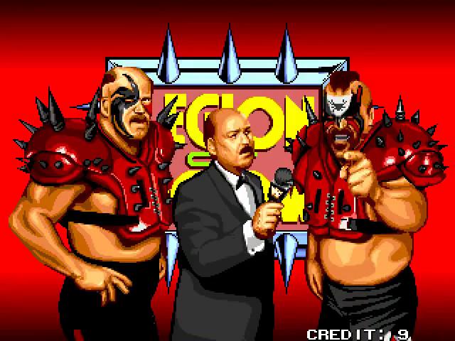 WrestleFest Legion of Doom