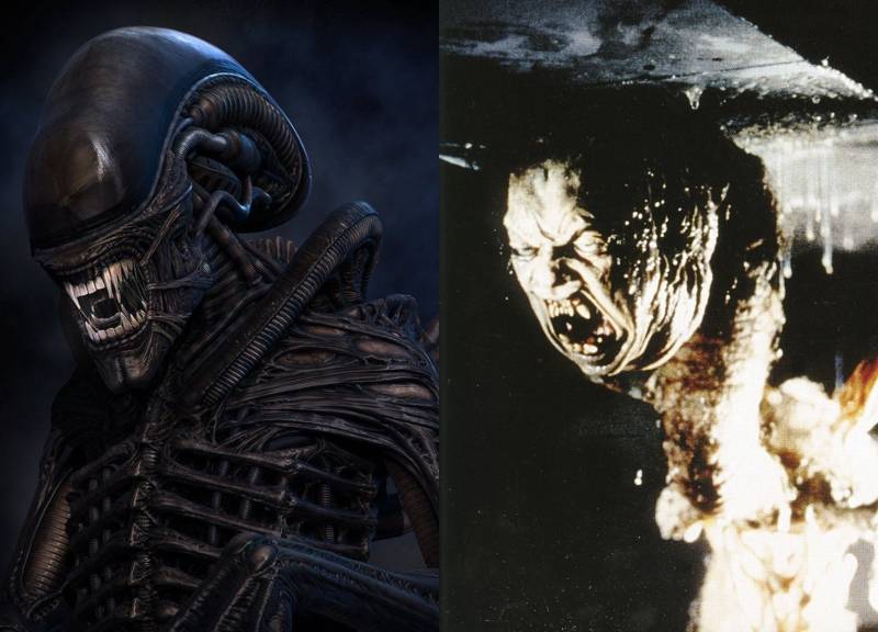 Xenomorph vs The Thing