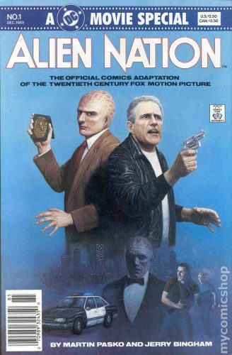 Alien Nation DC Comics Special