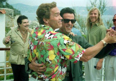 Arnie Stallone Cannes
