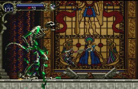 Castlevania Skeleton