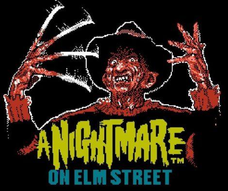 Elm Street NES