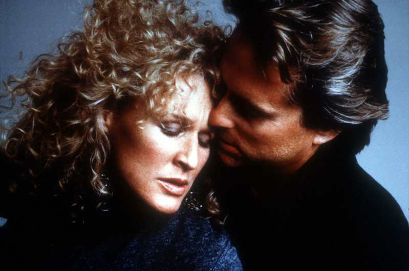Fatal Attraction Close and Douglas