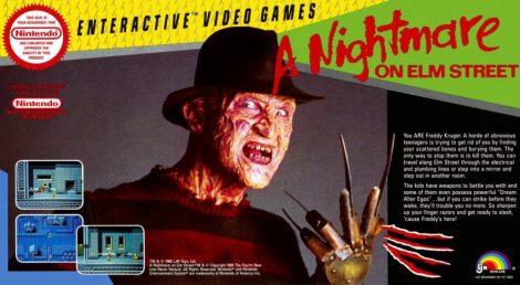 Freddy NES Ad