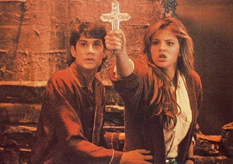 Fright Night 2 Cross