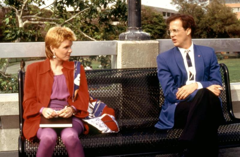 Miracle Mile Mare Winningham and Anthony Edwards
