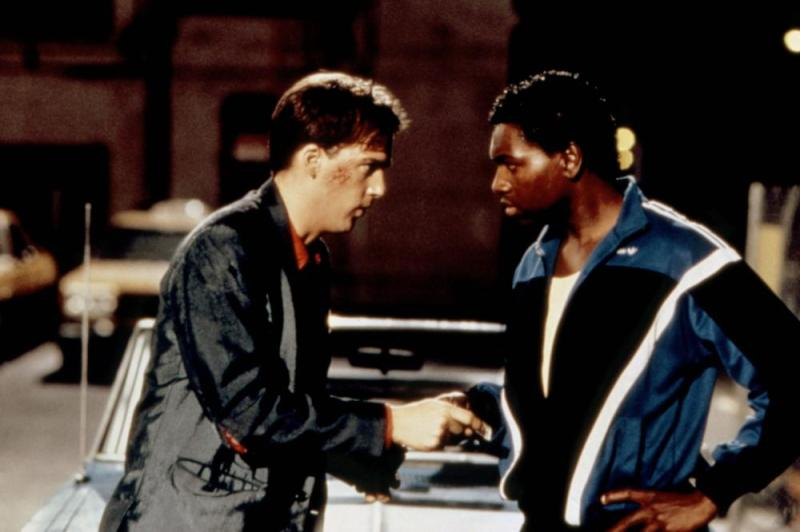Miracle Mile Anthony Edward and, Mykelti Williamson