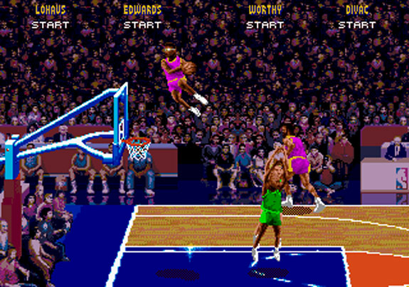 NBA Jam Shot