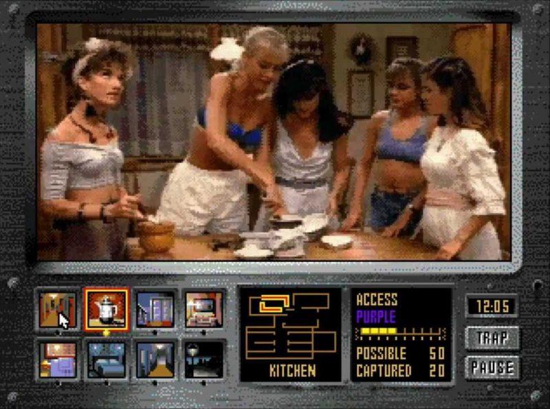 Night Trap – Sega/Mega CD – VHS Revival