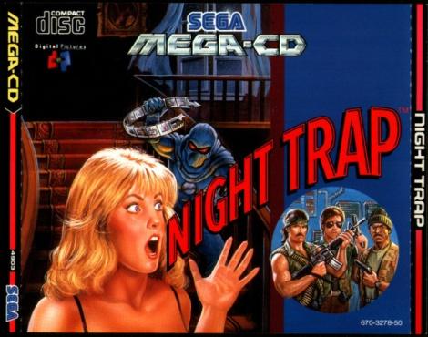 Night Trap Cover
