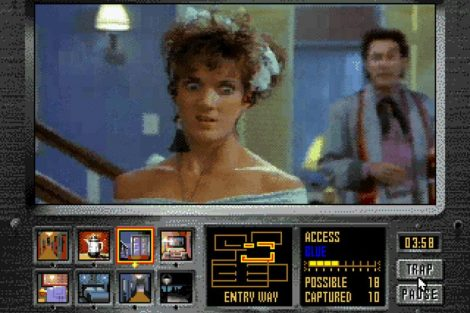 Night Trap Expression