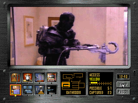 Night Trap Weapon