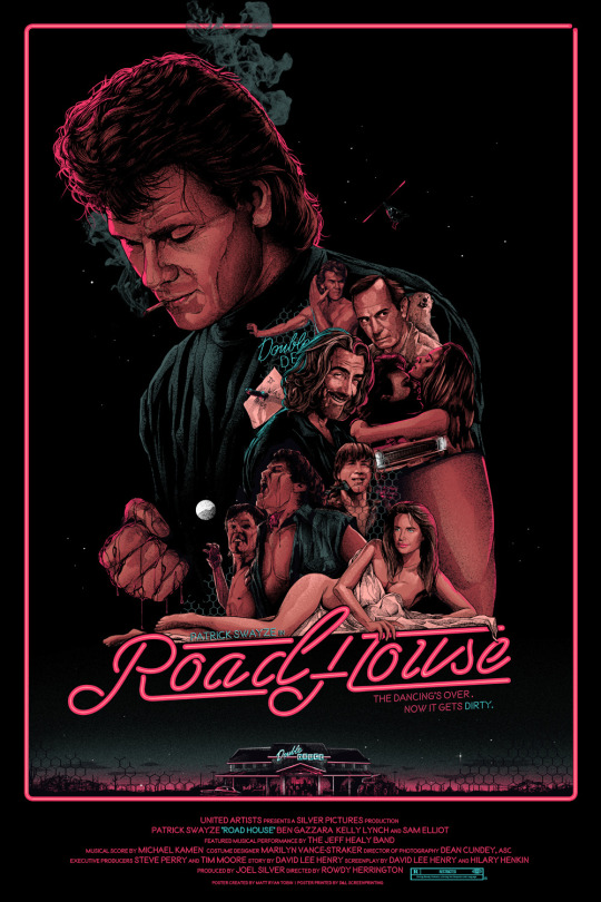 Road House Fan Art