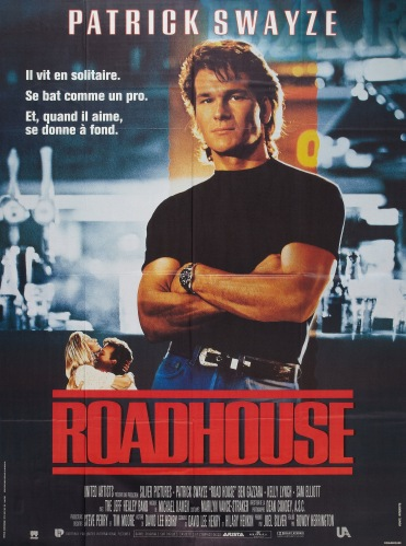 Roadhouse French Poster